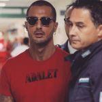 Fabrizio Corona a rischio prigione viola la prescrizioni sull'uso dei social