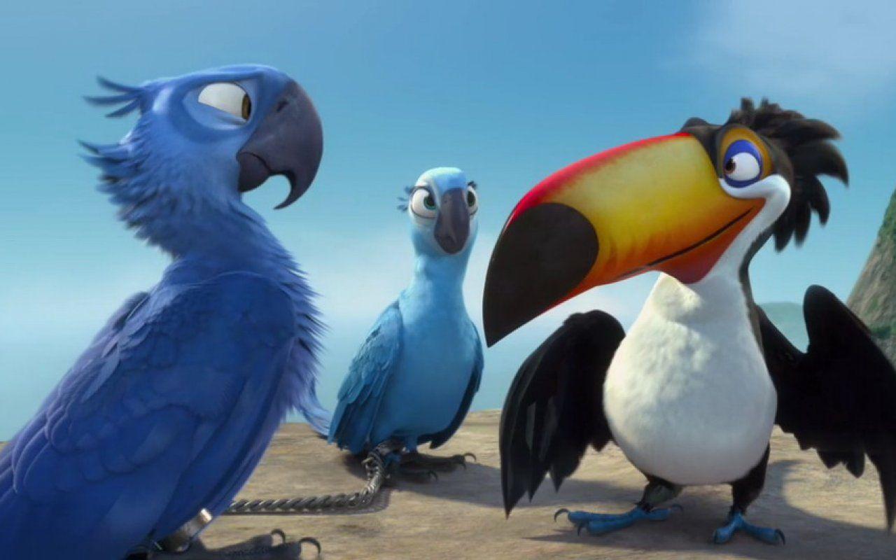 Rio: trama e curiosità del film d'animazione del 2011