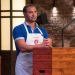 Celebrity Masterchef 2018, la seconda puntata: cade anche Lorenzo Amoruso