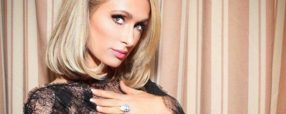 Paris Hilton paura, perde e poi ritrova l'anello di fidanzamento