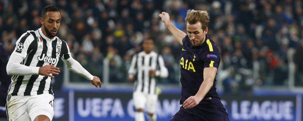 Champions League, la Juventus si gioca tutto con il Tottenham