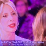 Verissimo, Alessia Marcuzzi e canna-gate: 'Coinvolta mia figlia, ci sono stata male'