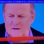 Domenica Live, Gerry Scotti e la lettera a Fabrizio Frizzi