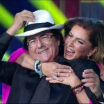 Al Bano, rose rosse per Romina Power