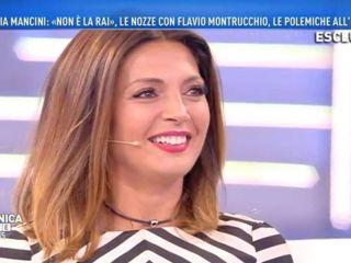 Domenica Live, lite al trucco tra Alessia Mancini, Cristina Buccino ed Elena Morali