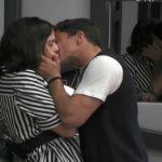 Grande Fratello nip 2018, tra Lucia e Filippo scoppia la passione