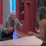 Grande Fratello nip 2018, lite tra Lucia Bramieri e Alberto: 'Cuciti la bocca'