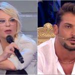 Uomini e donne, Maria De Filippi contro Mariano Catanzaro: 'Sei finto'