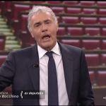 Non è l'Arena, lite in diretta tra Massimo Giletti e Italo Bocchino sulle buste paga del conduttore