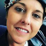 Nadia Toffa con la fascia per la chemio: 'Consigliatemene di carine'