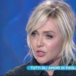 Domenica In, Paola Barale: 'Io e Raz Degan non ci parliamo'