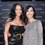Detto fatto, Caterina Balivo intervista Rihanna
