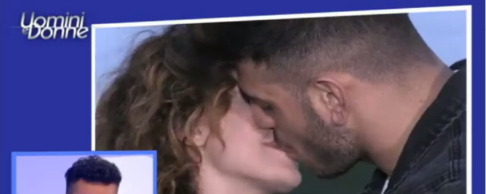 Uomini e donne, Sara bacia Luigi e Lorenzo abbandona lo studio