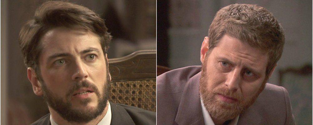 Il Segreto, confronto tra Hernando e Nicolas: anticipazioni trame da lunedì 16 a venerdì 20 aprile
