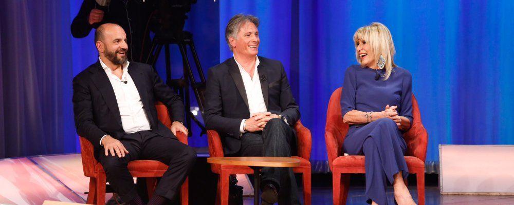 Maurizio Costanzo Show, 19 aprile con Giorgio Manetti e Gemma Galgani: anticipazioni
