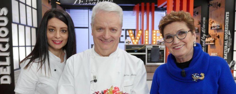 Al via Iginio Massari The Sweetman Celebrities: primi ospiti Mara Maionchi e Ludovica Comello