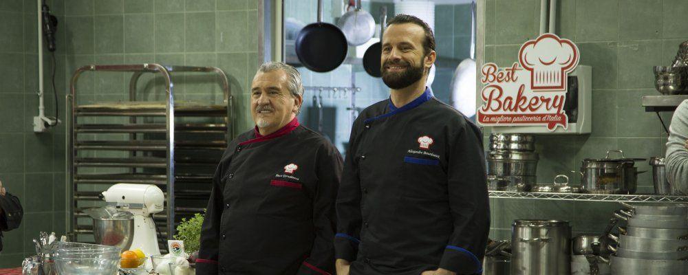 Best Bakery, ultimo atto: la finale va in onda in prima serata