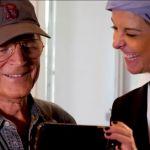 Le Iene, Nadia Toffa intervista Terence Hill: 'Pensione? Non so nemmeno cos'è'
