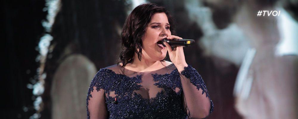 The Voice of Italy 2018, la finale: la vincitrice è Maryam Tancredi