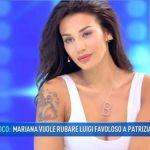 Domenica Live, Patrizia Bonetti risponde a Stefano Ricucci: 'Mi ha picchiata, ho le prove'