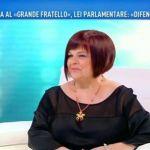 Grande Fratello 2018, Stefania Pezzopane a Domenica Live si commuove per Simone Cocchia