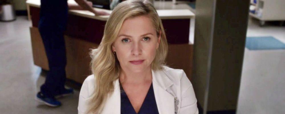 Grey's Anatomy 14, addio alla pediatra Arizona Robbins e il futuro di Jessica Capshaw