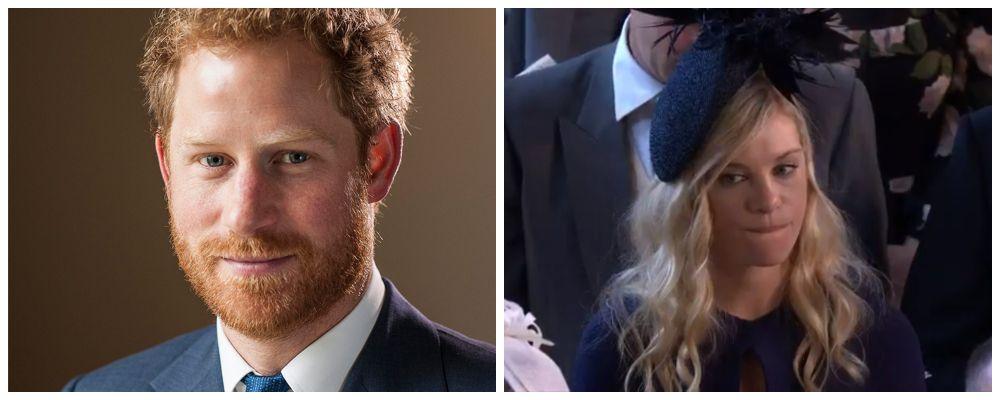 Royal Wedding: l'addio in lacrime tra Harry e Chelsy, la sua storica ex
