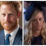 Royal Wedding: l'addio in lacrime tra Harry e Chelsy, la sua storica ex