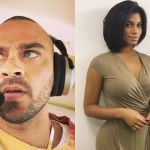 Jesse Williams, il Jackson Avery di Grey's Anatomy, ha una nuova fiamma
