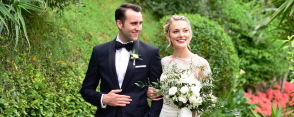 Matthew Lewis, il Neville Paciock di Harry Potter, si è sposato a Portofino