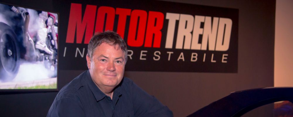 Affari a quattro ruote, Mike Brewer ha una seconda casa su Motor Trend