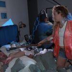 Jimmy Kimmel vittima di uno scherzo di Miley Cyrus a tema 'Wrecking Ball'