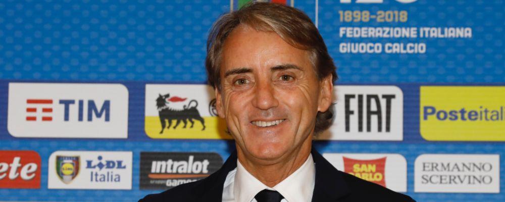 Che tempo che fa, c'è il neo CT della nazionale italiana Roberto Mancini