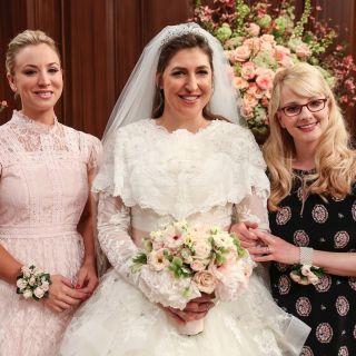 The Big Bang Theory, l'album di nozze di Amy e Sheldon