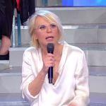 Uomini e donne, Maria De Filippi: 'Ho visionato le chat di Ursula a Sossio'