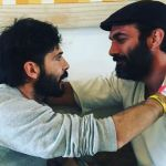 Marco Bocci in ospedale da una settimana: Francesco Arca lo va a trovare