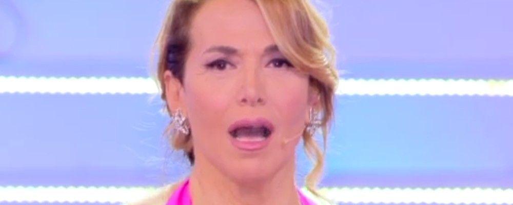 Domenica Live, l'angoscia di Barbara D'Urso in diretta: 'Sono scioccata'