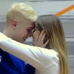 Amici 17, Biondo torna in casa per Emma: 'Ti amo'