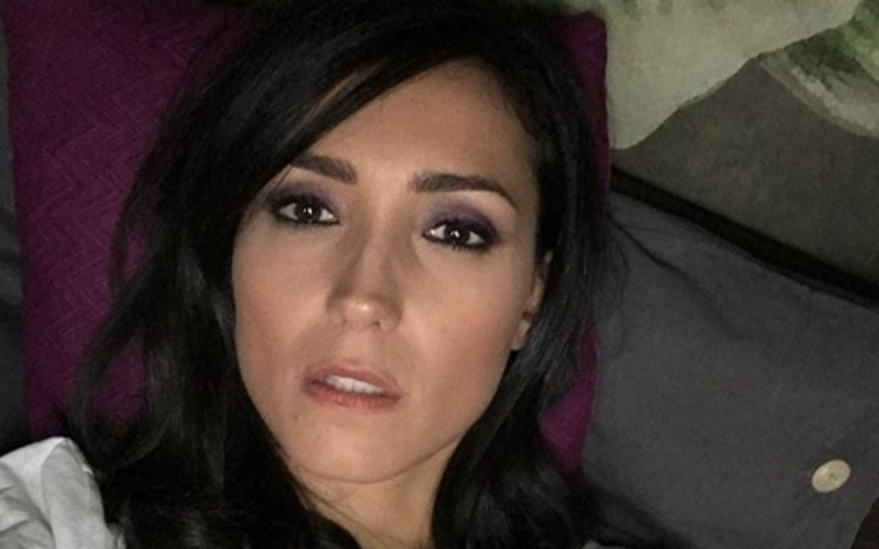 Caterina Balivo, paura nella notte: il messaggio criptico 'Sorrido per dire grazie alla vita'