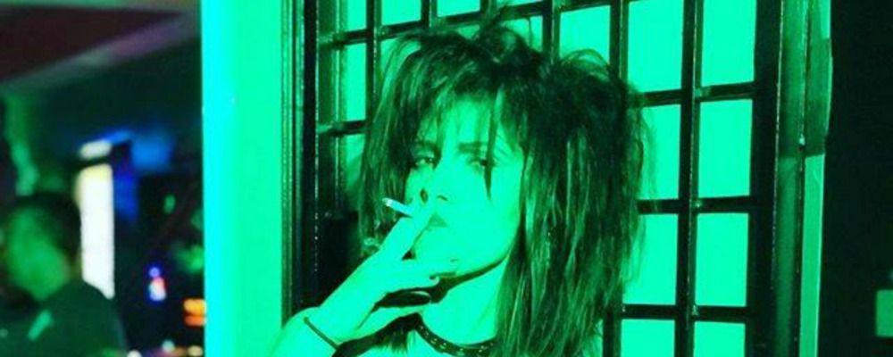 Elisa diventa una punk rocker per il cinema