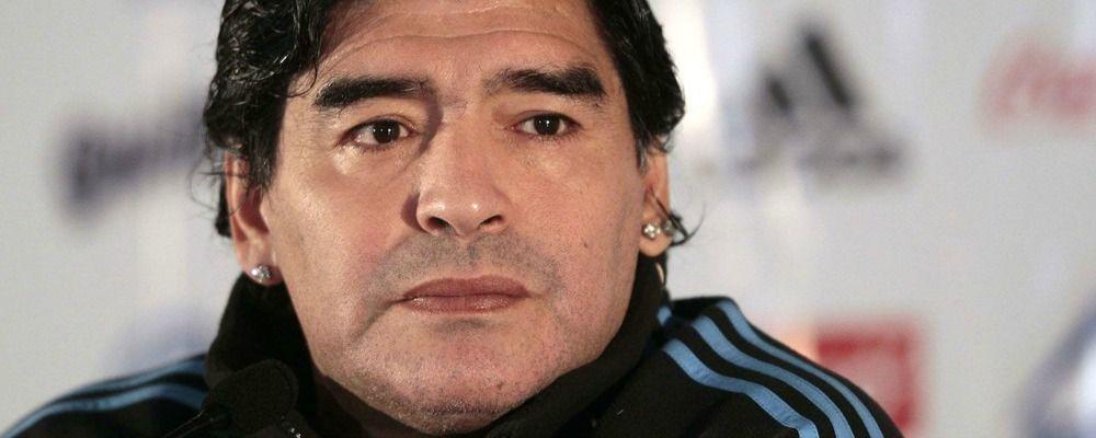 La vita di Diego Armando Maradona diventa una serie per Amazon