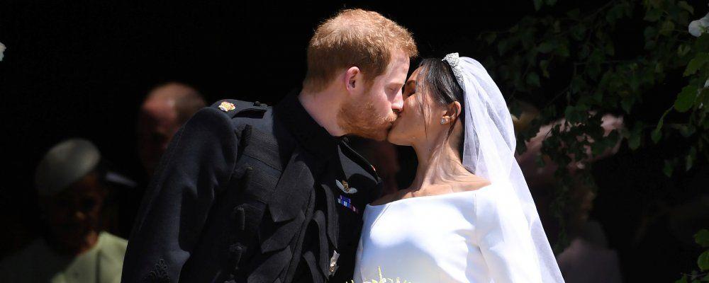 Il matrimonio di Harry e Meghan, cronaca reale