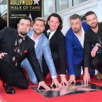Anche gli NSync di Justin Timberlake hanno la loro stella hollywoodiana
