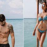 Cecilia Rodriguez e Ignazio Moser, fuga d'amore alle Maldive