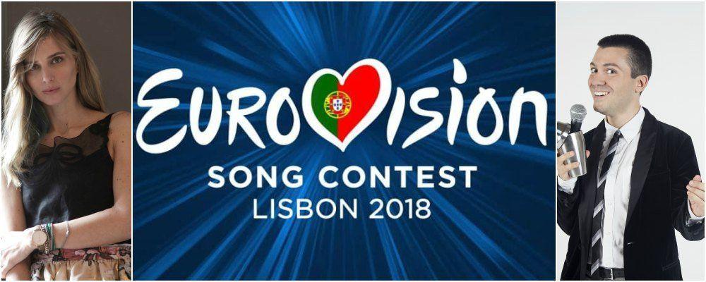 Eurovision 2018, le semifinali in diretta su Rai4 l'8 e il 10 maggio