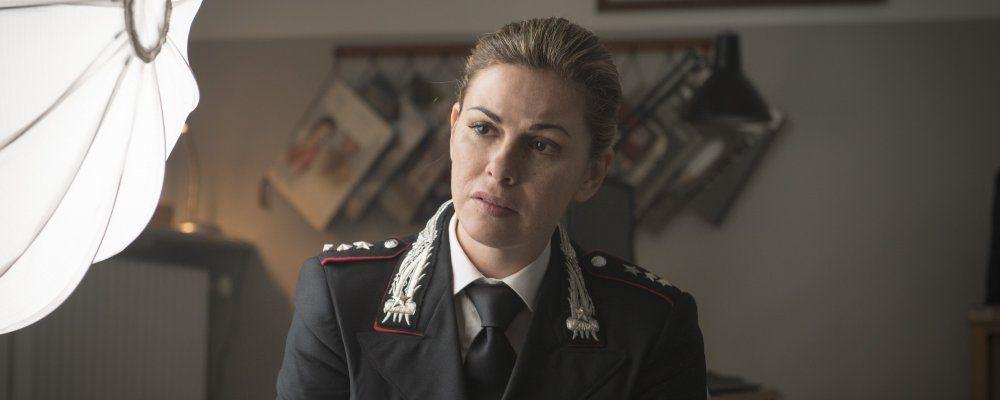 Vanessa Incontrada è il capitano Maria: 'Ai figli non importa'