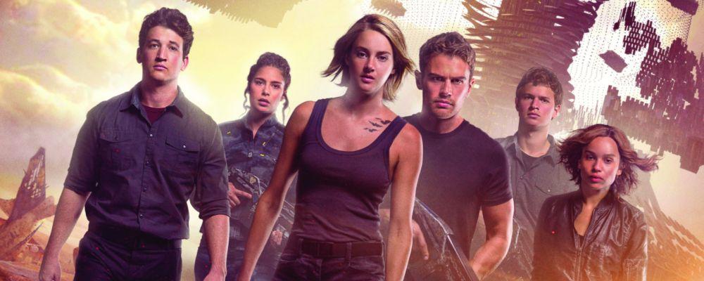 The Divergent Series: Allegiant, trama, cast e curiosità del terzo capitolo