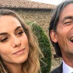 Filippo Inzaghi e Angela Robusti aspettano un bambino, l'indiscrezione