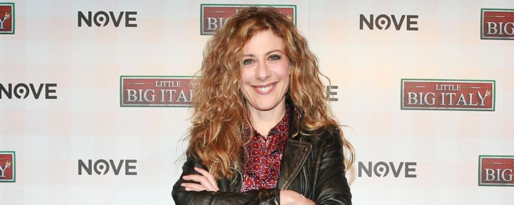 Francesca Fagnani: 'Figli con Mentana? Si vive appieno anche senza'