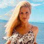 Michelle Hunziker in costiera amalfitana, splendida su Instagram